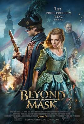 Filmas - Anapus kaukės (Beyond the Mask) - plakatas