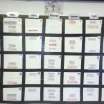 Sudbury mokyklos kronikos - 3 - 03 - darbų kalendoriai