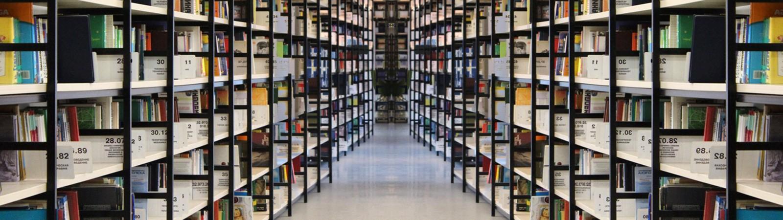 Biblioteka - knygos